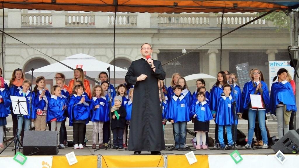 """Marsz dla Życia 2015 Poznań """"Czas naŻycie"""""""