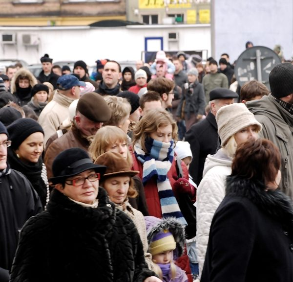 I Marsz dla Życia Poznań 2009