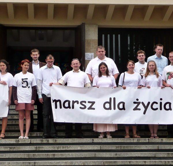 5. Marsz dla Życia Poznań 2009