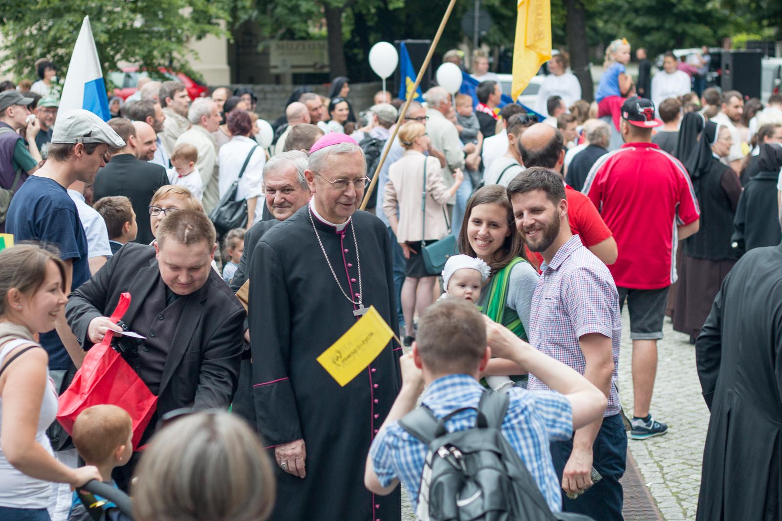 Abp Gądecki i Wicewojewoda Wielkopolski wezmą udział w Marszu