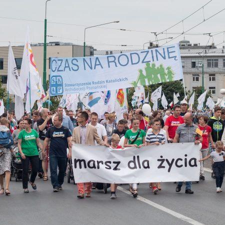 Marsz dla Życia 2016