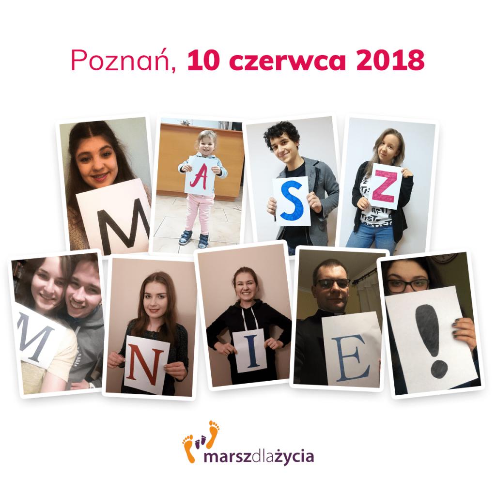 Marsz dla Życia 2018