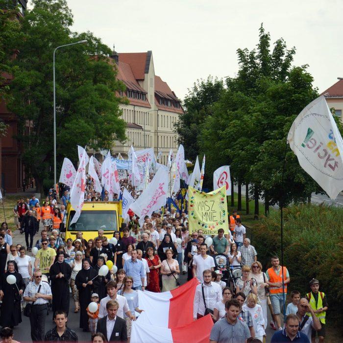 Marsz dla Życia 2018 w Poznaniu - fot. P. Rogal - 4
