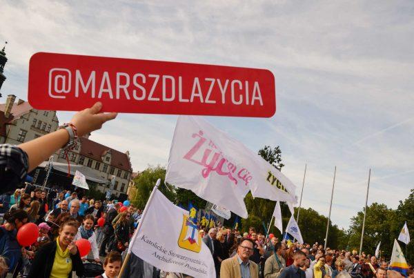 Marsz dla Życia 2019 - fot. archiwum KSM