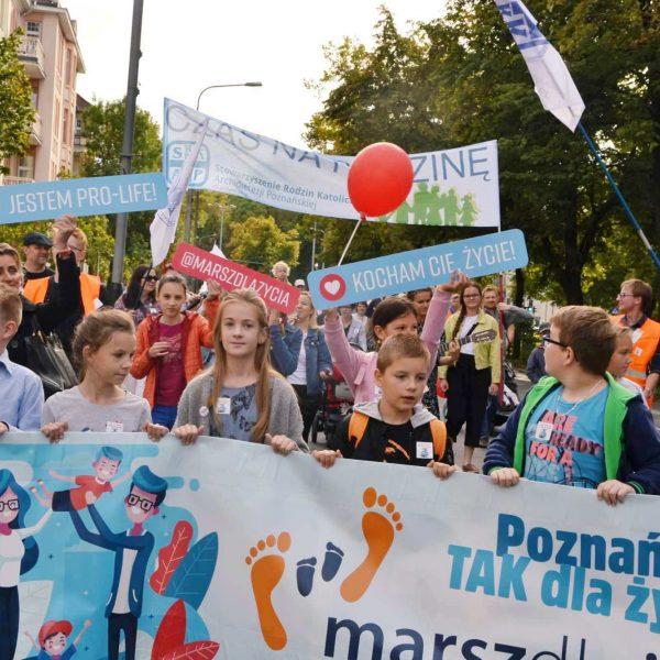 Marsz dla Życia 2019 - fot.archiwum KSM