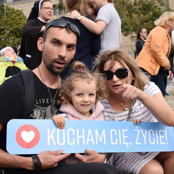Marsz dla Życia 2019 - fot. K. Lew, A. Wawrzyniak